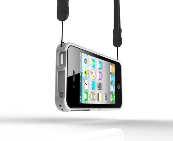 UN01: mengubah tampilan iPhone 4 menyerupai kamera saku