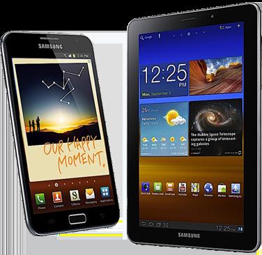 Samsung Galaxy Tab 7.7 dan Galaxy Note: Tablet Ekstra Ramping dan Smartphone Layar Lebar 1