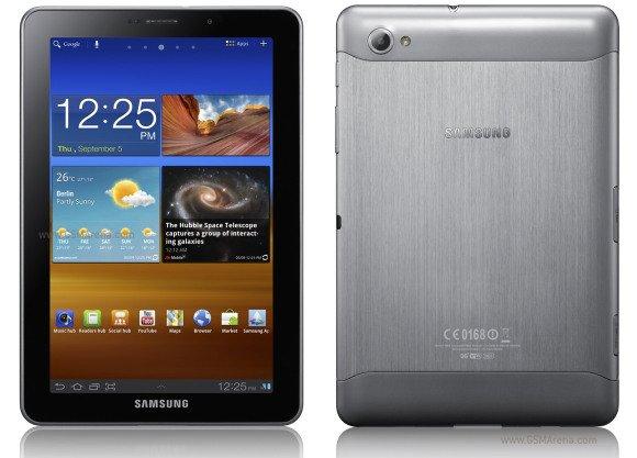 Samsung Galaxy Tab 7.7 dan Galaxy Note: Tablet Ekstra Ramping dan Smartphone Layar Lebar 2