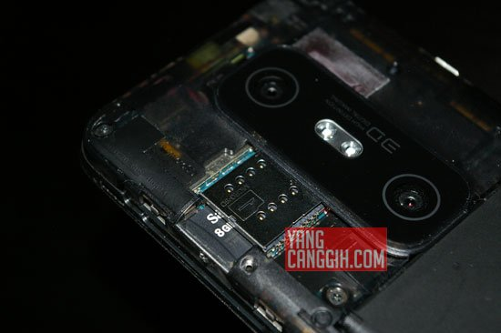 Review: HTC Evo 3D 6