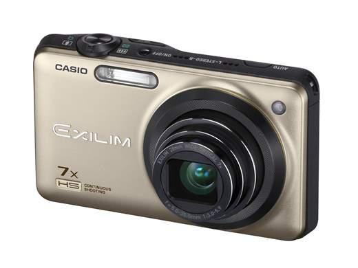 [CES 2012] Casio Exilim EX-ZR15: Ringkas dengan Performa Kilat 1