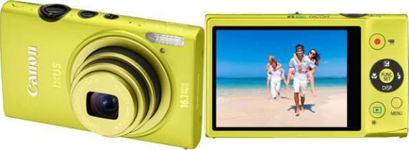 [CES 2012] Canon IXUS 500HS & IXUS 125 HS: Duet Kamera Tipis, Stylish dan Handal 3