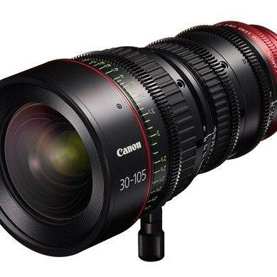 Canon CN E30 105mm T2.8 L S