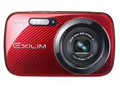 Casio N50 merah
