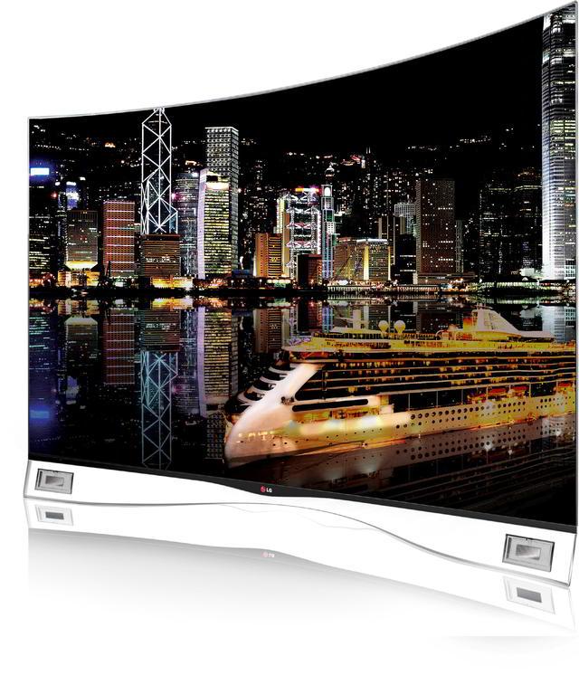 Lg Hadirkan Tv Oled Melengkung Pertama Di Indonesia Home Gadget 29 November 2013