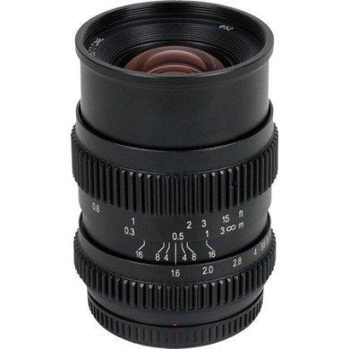 SLR Magic 17mm T1.6 1