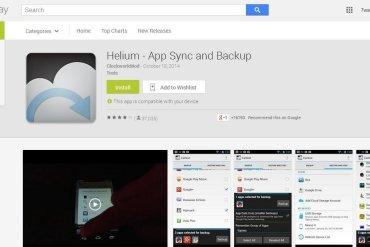 Tips : 5 Langkah Backup Data Games di Android dengan Helium 13 android gratis, aplikasi android, aplikasi backup android, Helium