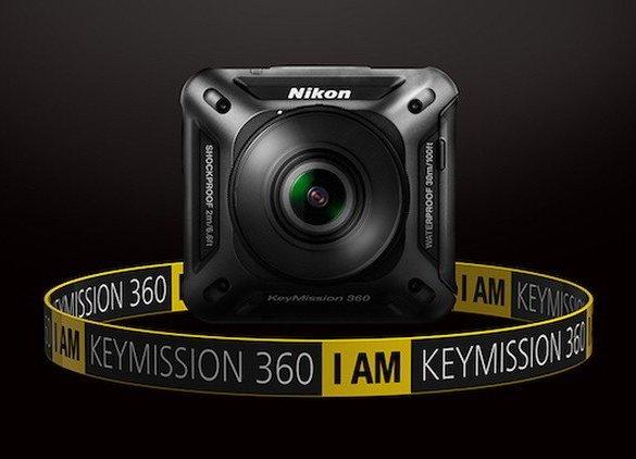Nikon Key Mission 360 3