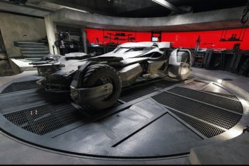 Batcave Google Streetview
