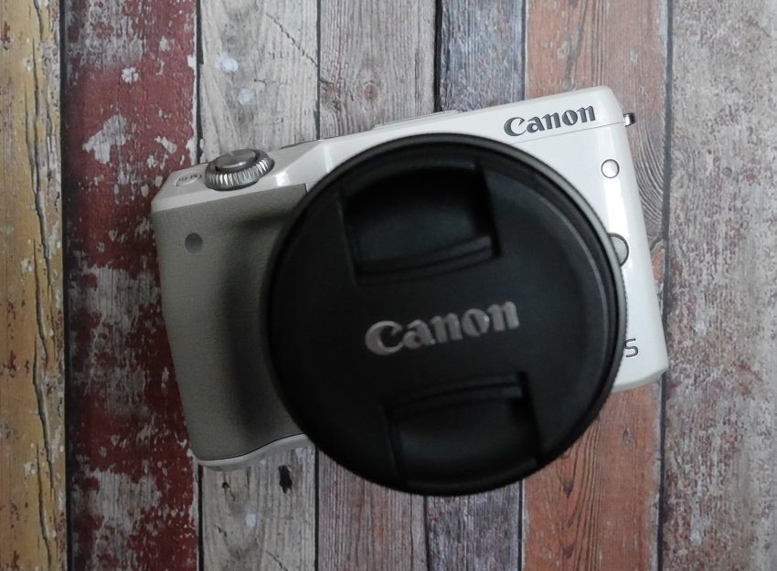 Review Canon EOS M3