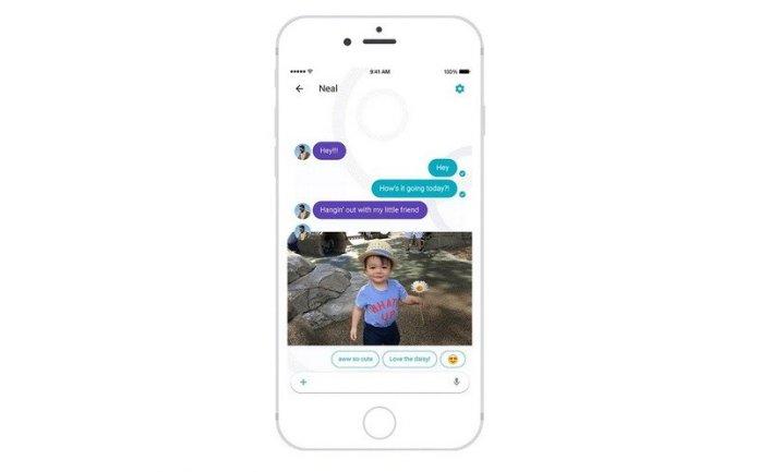 Google Luncurkan Allo, Aplikasi Messaging Pintar yang Mempelajari Cara Bicara Penggunanya