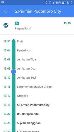 Google Maps bus TransJakarta (1)