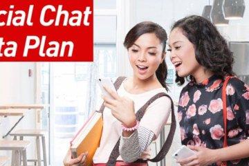 Smartfren Social Chat Data Plan