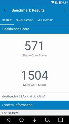 LG X Power Geekbench 4 (2)