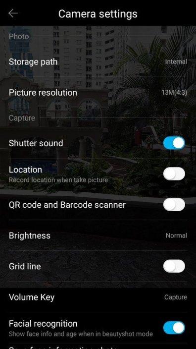 Coolpad Fancy 3 UI Camera (3)