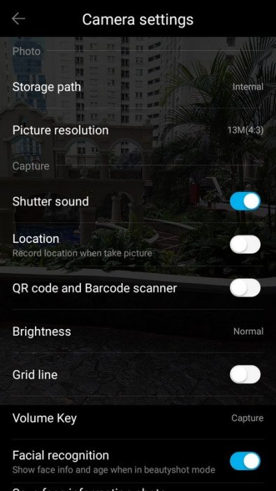 Coolpad Fancy 3 UI Camera (3)