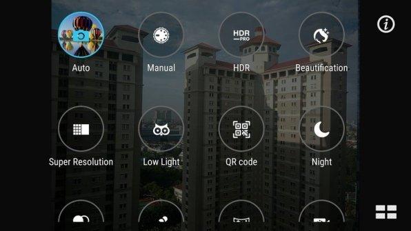 Asus ZenFone 3 Max ZC553KL UI Kamera (1)