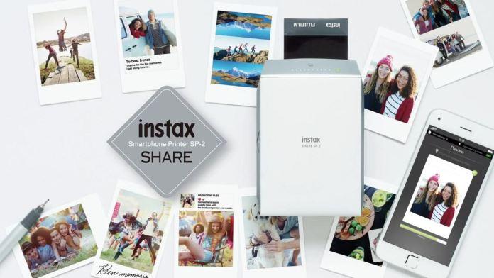 Review Fujifilm Instax Share SP-2:  Printer Mungil Wireless untuk Cetak Foto Kekinian 4