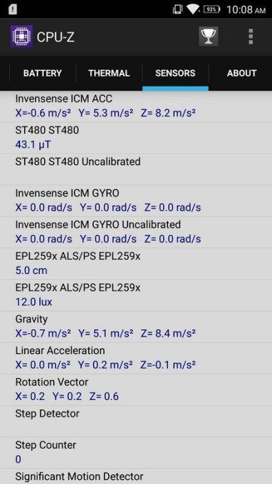 Lenovo K6 Note CPU Z (3)