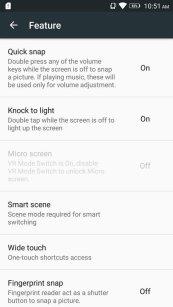 Lenovo K6 Note UI (4)