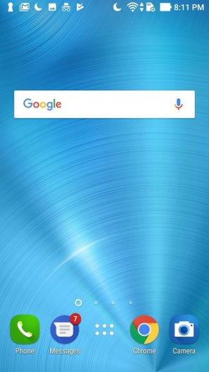 ZenFone Zoom S UI-1