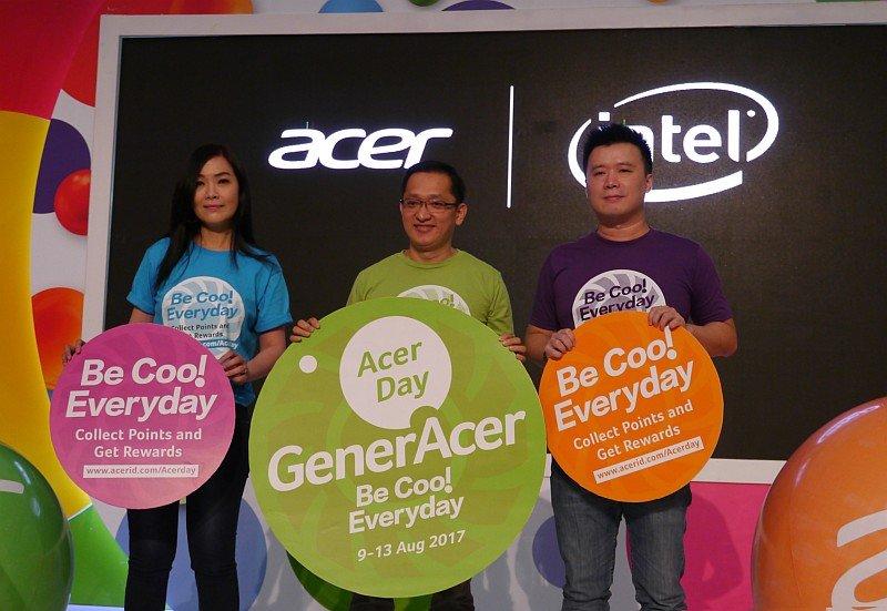 Pamerkan Jajaran Produk dan Inovasi Terbaru, Acer Indonesia Gelar GenerAcer Day 16 acer, Acer Helios 300, acer switch 5, desktop, gaming, laptop 2-in-1, PC