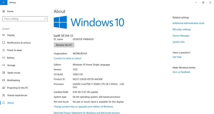 Review Acer Swift 3: Tipis dan Ringan dengan Performa yang Bisa Diandalkan 5