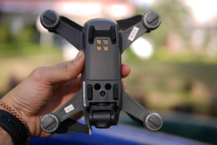 Review DJI Spark: Drone Mungil Pintar yang Sangat Mudah Diterbangkan 10