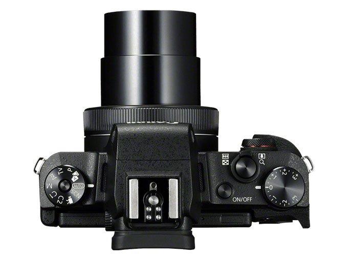 Canon G1 X Mark III 2