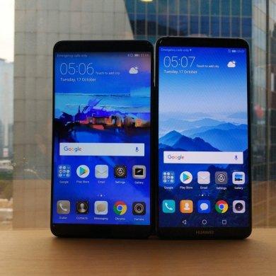 Huawei Mate 10 dan Mate 10 Pro 1