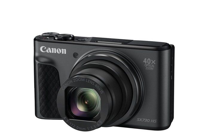 Review Canon PowerShot SX730 HS 2