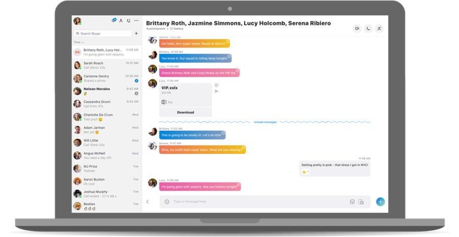 skype update 1