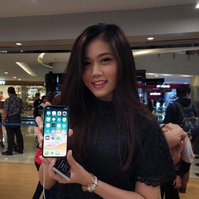 iPhone X Indonesia 1