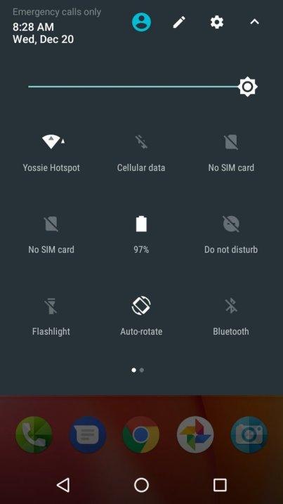 Moto E4 Plus UI (2)