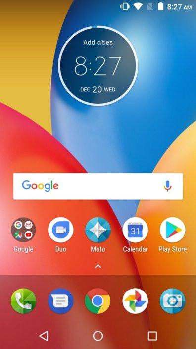 Moto E4 Plus UI (3)