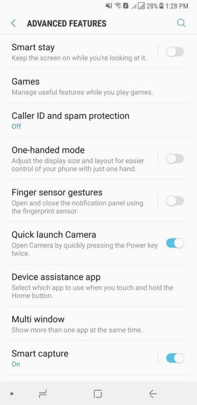 Samsung Galaxy A8+ UI (5)