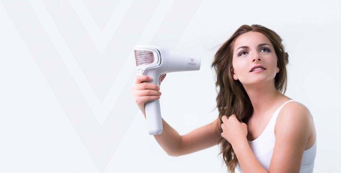 Volo Go, Hair Dryer Wireless dengan Tenaga Besar 1