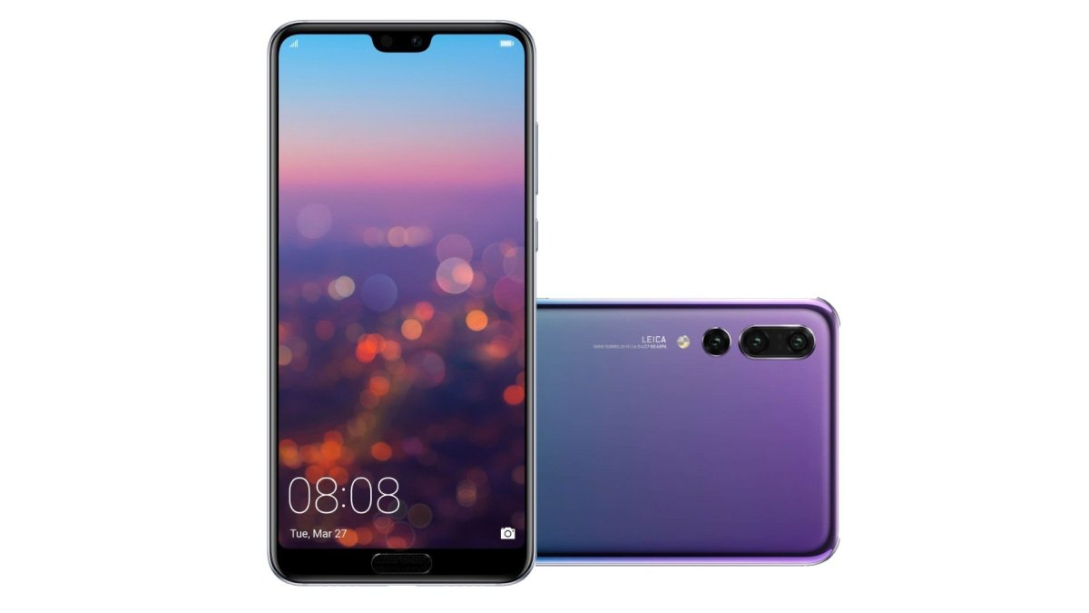 Huawei P20pro 1