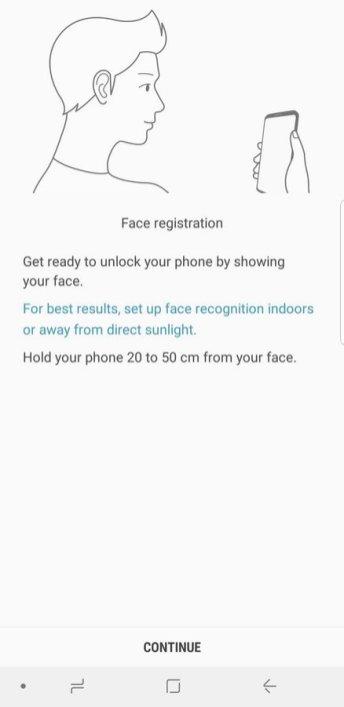 Galaxy S9 Intelligent Scan (2)