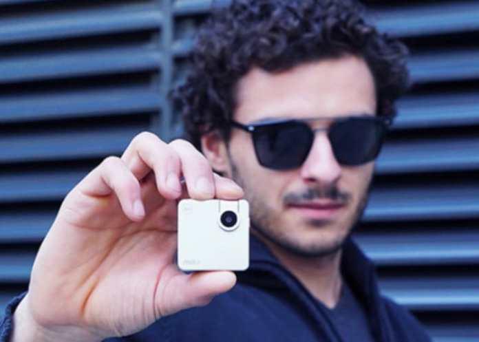 Mokacam Snap: Kamera Aksi 4K Terkecil di Dunia 1