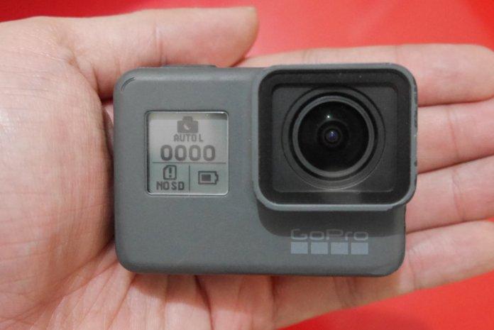 Review GoPro Hero6 Black: Kamera Aksi Canggih dengan Fitur Penstabil Impresif 2