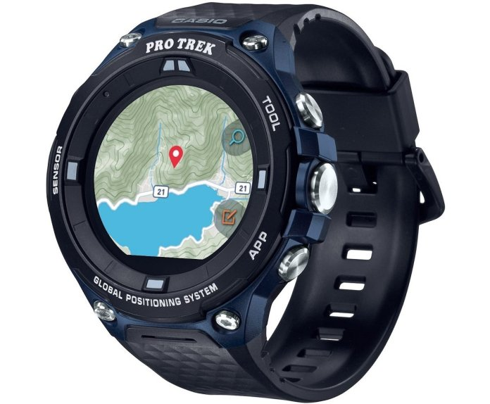 Casio PRO TREK WSD-F20A: Jam Tangan Pintar Tangguh Untuk Para Petualang 1
