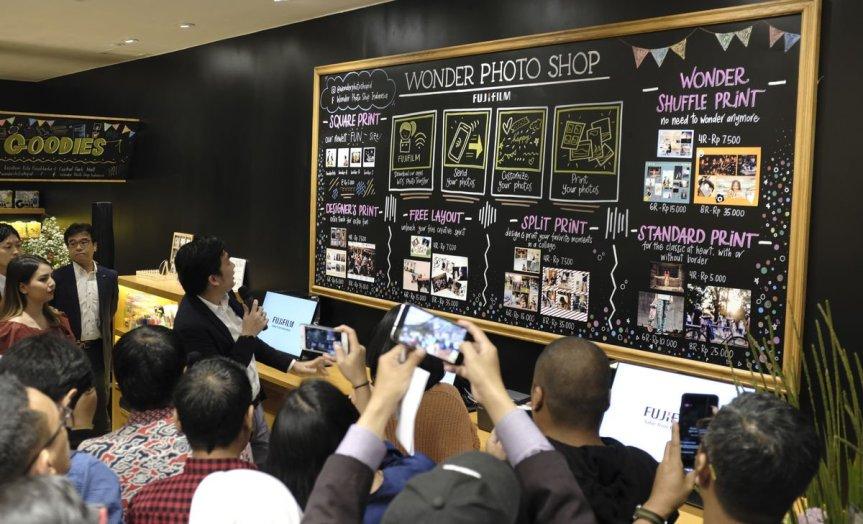 Fujifilm Wonder Photo Shop CP