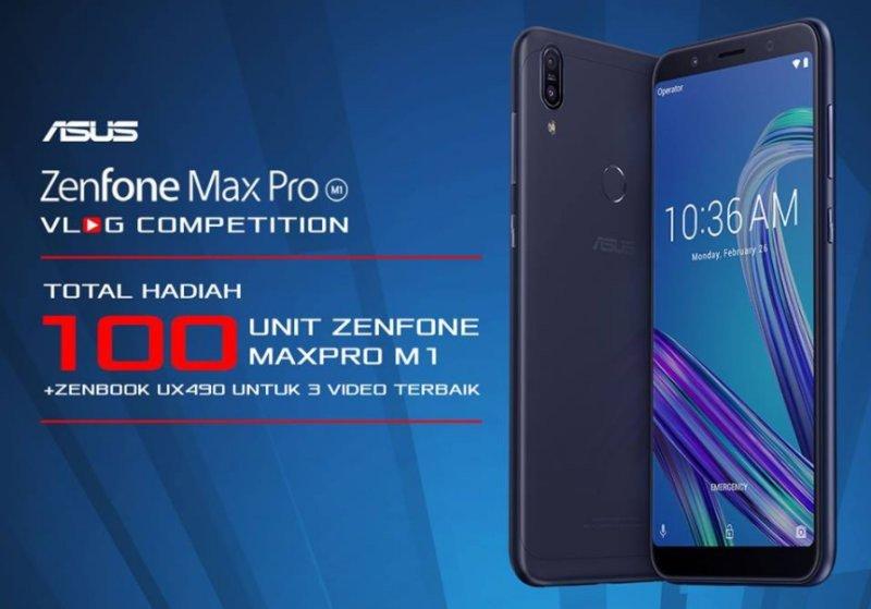 ZenFone Max Pro M1 Vlog Competition