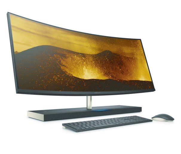 hp envy aio 2018 with keyboard