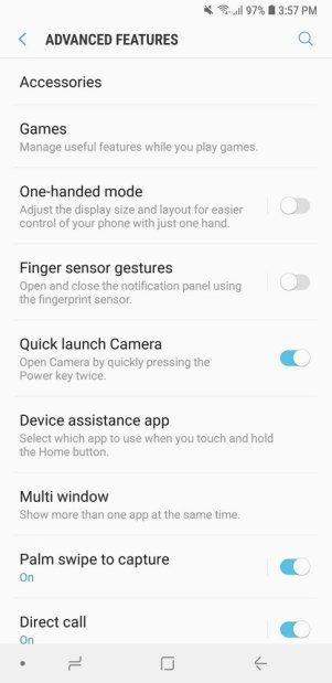 Galaxy A6+ UI (5)