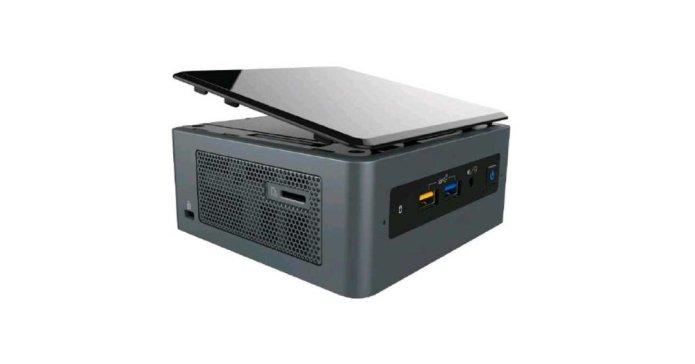 Intel Luncurkan Komputer Mini NUC Bean Canyon Dengan Dukungan CPU Intel Gen-8