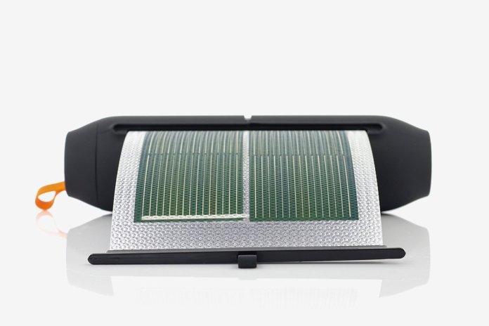 SOUL Solar Scroll Charger: Powerbank dengan Panel Surya Untuk Isi Ulang Baterai 2