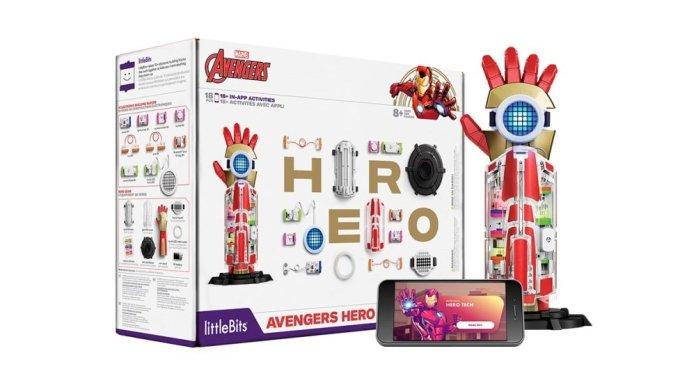 Belajar Menjadi Super Hero Bersama Mainan Avengers Hero Inventor Kit Dari LittleBits 1