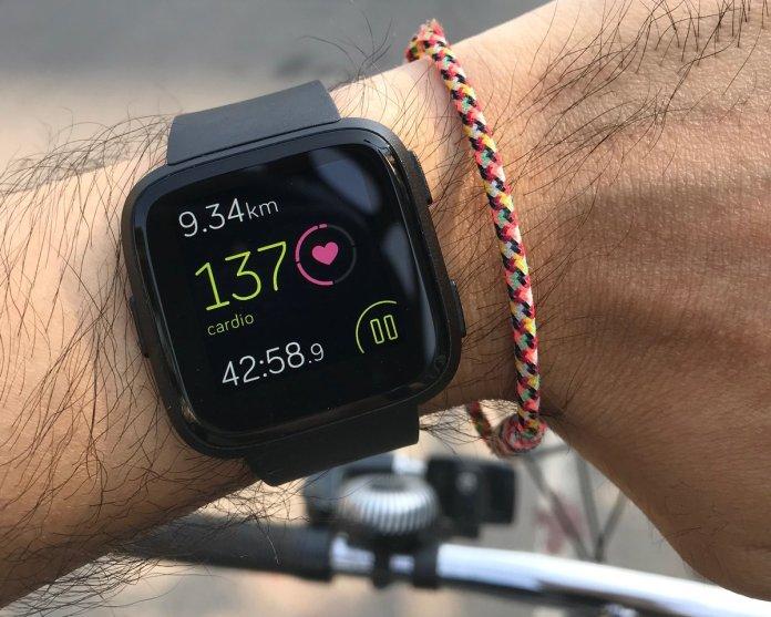 Review Fitbit Versa: Alternatif Apple Watch, Harga Lebih Murah dan Tahan Air 7